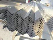 ASTM 304 HRAP, Hot Formed Stainless Steel Angle Bar For Shipping, Architecture BCSA-1 Black, Pickling, Polishing