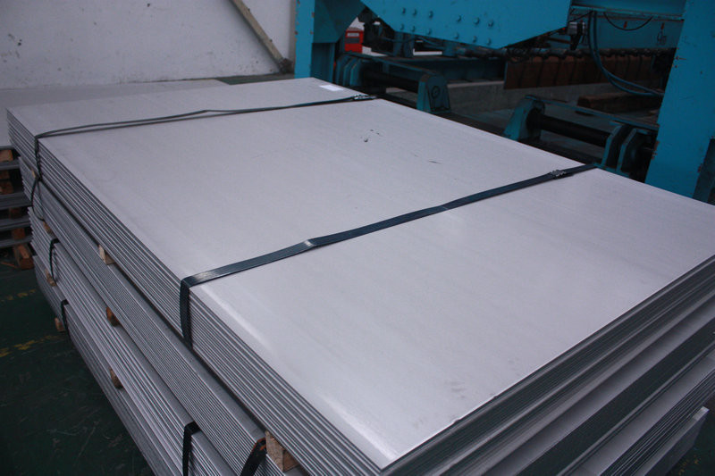 Chemical Industry Hot Rolled Steel Plate 201 / 202 ASTM Stainless Steel Sheet