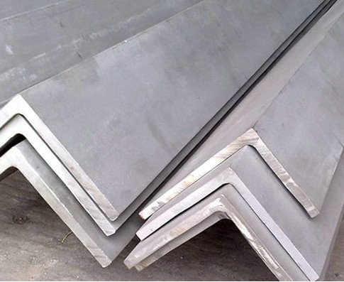304, 304L,300 Series HRAP Hot Formed Equal Stainless Steel Angle Bars ISO Certificate For Metallurgy, Biology, Electron
