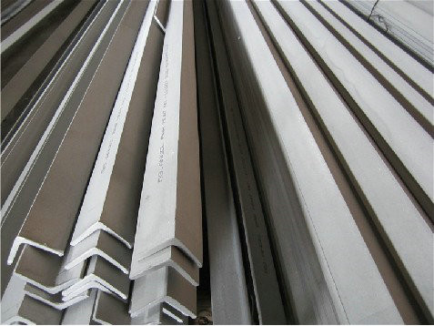 JIS, ASTM, GB, DIN, EN, AISI 300 Series Stainless Steel Angle Bar, 6000mm, 20ft Length